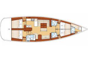 Oceanis54-300x200 in Atlantiküberquerung
